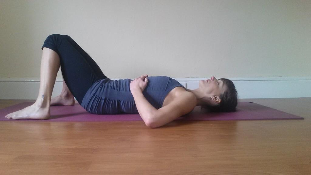 Belly Breathing - one yoga